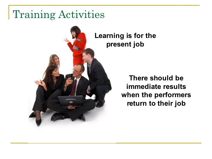 the effect of training and development on employee performance Investigating the effect of training on employees university of lagos, nigeria training and development is one of the modern management approaches in hrm.