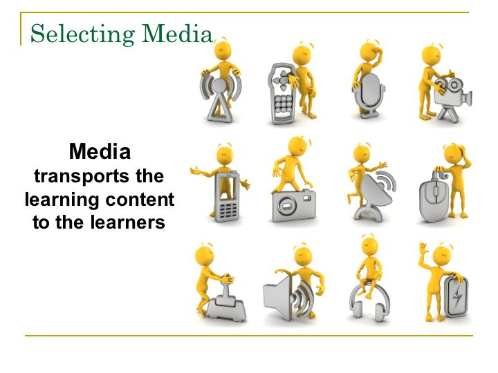 Instructional Design Media Strategies And Methods